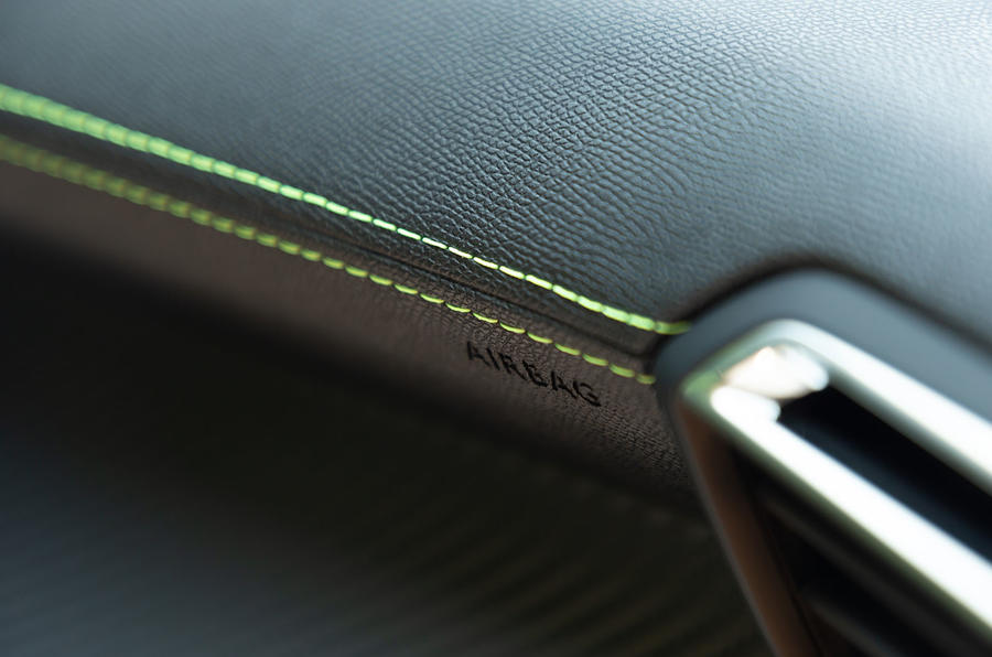 Peugeot 2008 2020 first drive review - interior trim