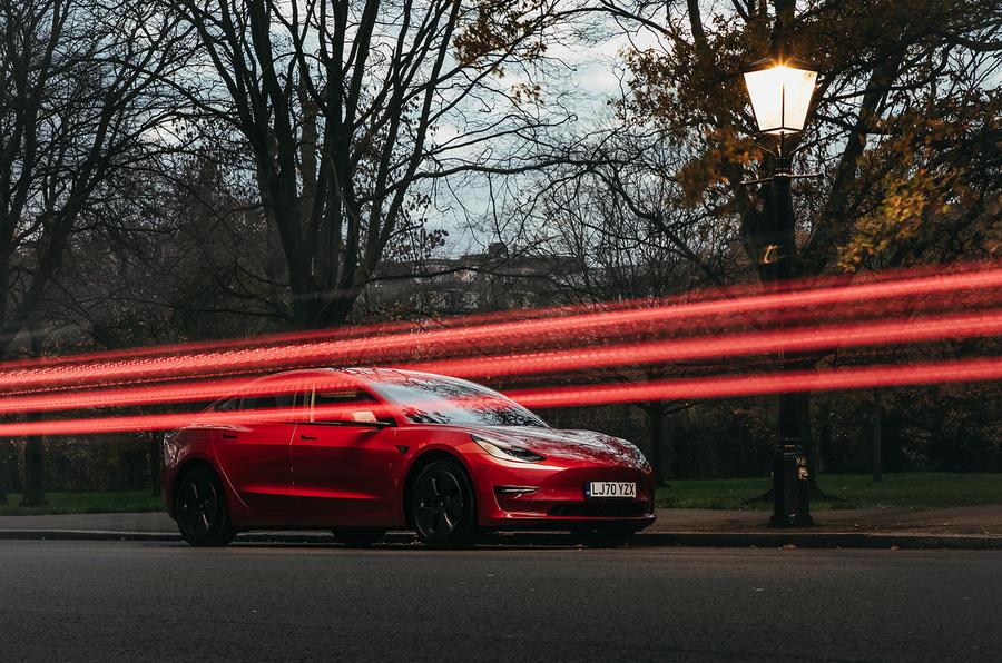 Tesla Model 3 Standard Range Plus 2020 UK review | Autocar
