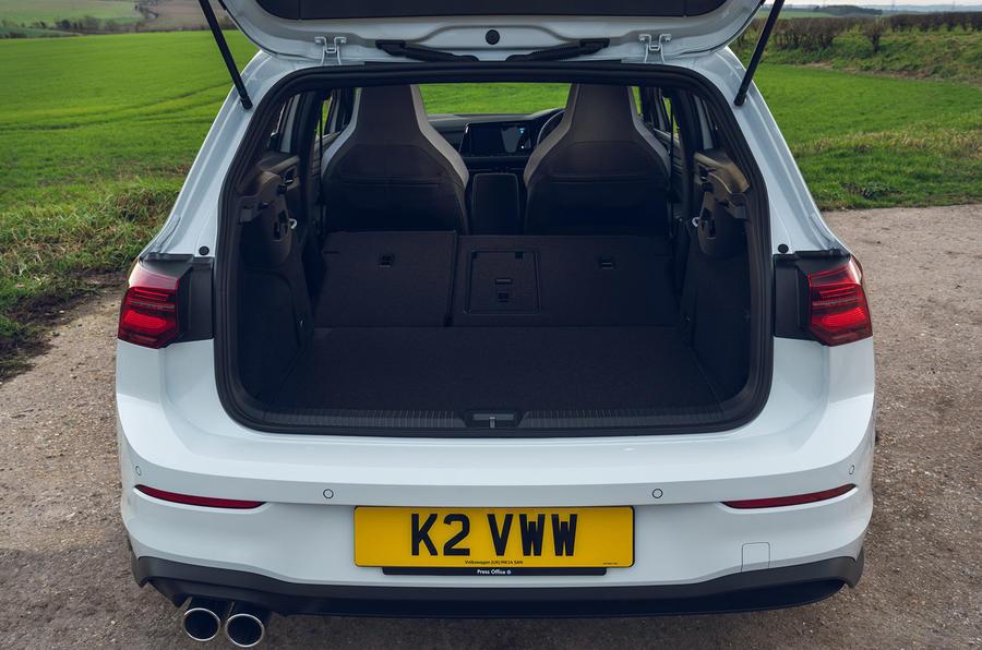 15 Volkswagen Golf GTD 2021 : premier test de conduite au Royaume-Uni