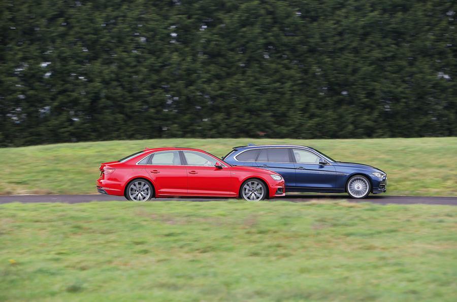 Audi A4, Alpina D3 Biturbo Touring