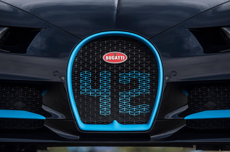 Bugatti Chiron sets 0-400kph-0 world record