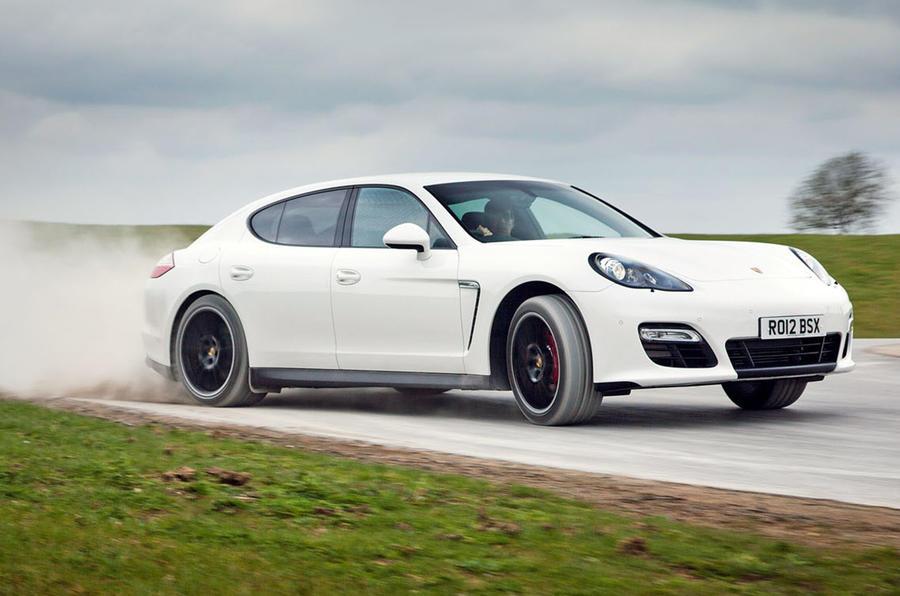 Porsche Panamera 4.8 GTS PDK