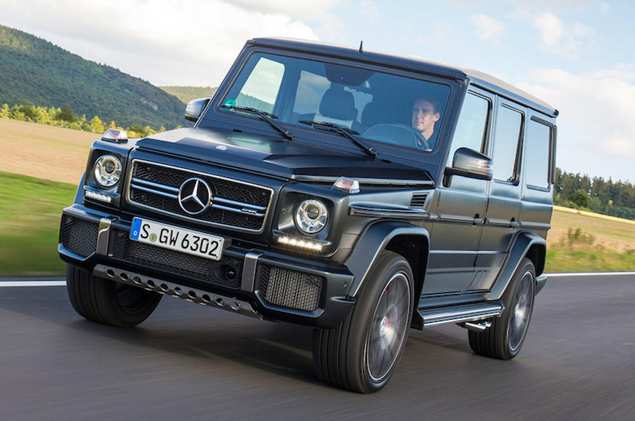 2015 mercedes amg g63 edition 463 review review autocar. Black Bedroom Furniture Sets. Home Design Ideas