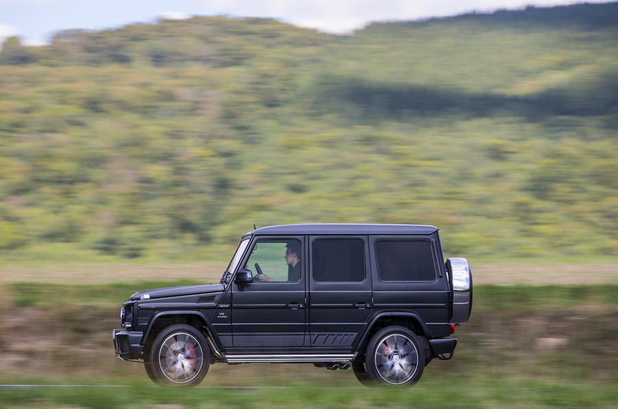 £149,970 Mercedes-AMG G 63