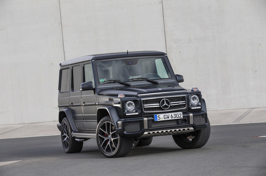 Mercedes Amg G 63 Wo Produziert: 2015 Mercedes-AMG G63 Edition 463 Review Review