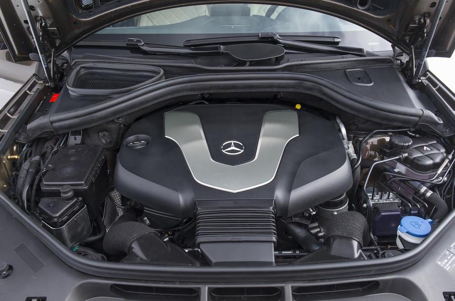 2016 Mercedes-Benz GLS 350d review | Autocar