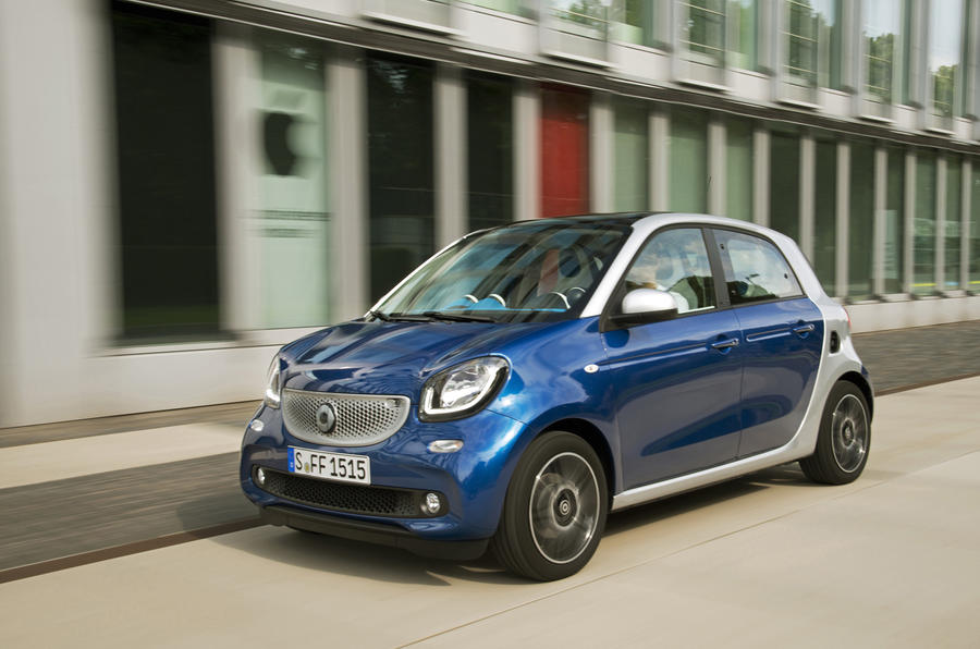 Smart Forfour 90 Twinamic