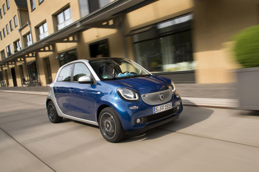 £14,900 Smart Forfour 90 Twinamic