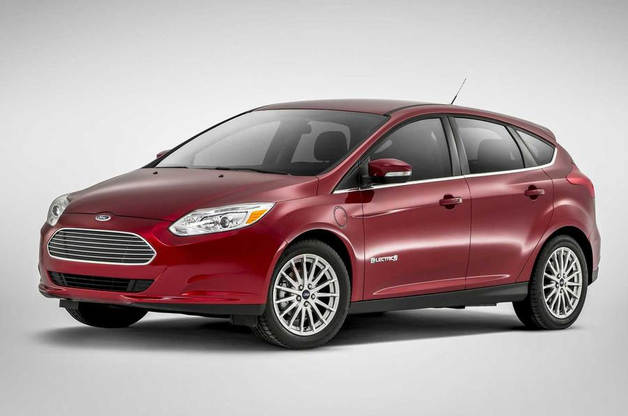 2017 ford focus electric gets more range with a bigger battery. Cars Review. Best American Auto & Cars Review