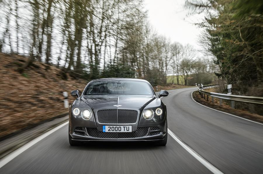 New Bentley Two Seater Sports GT Concept Set For Geneva Show