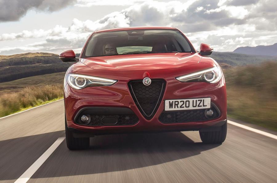 Alfa Romeo Stelvio Sprint 2020 : premier bilan de conduite au Royaume-Uni