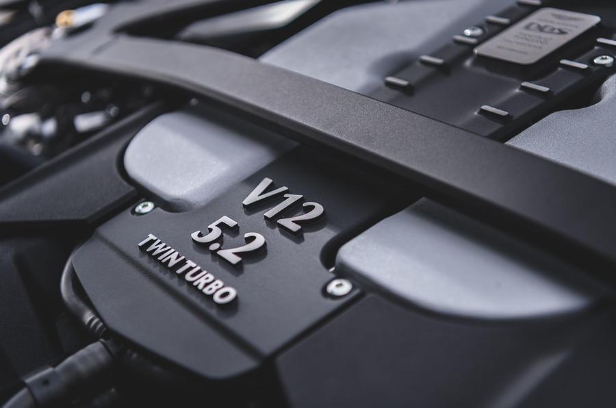 Aston Martin DBS Superleggera 2018 first drive review engine