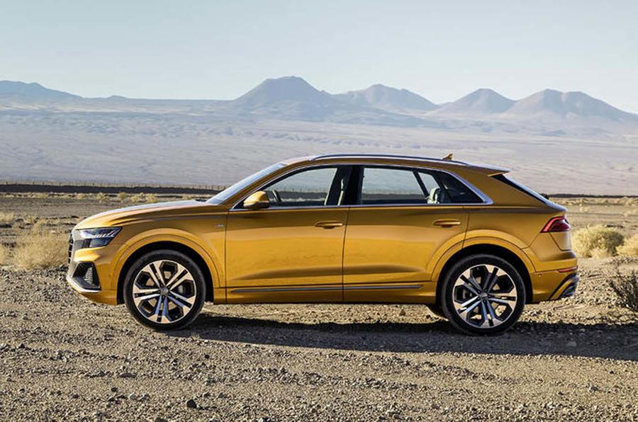 Audo Q9 >> Audi Q9 Set For Development As Future Range Rover Rival Autocar