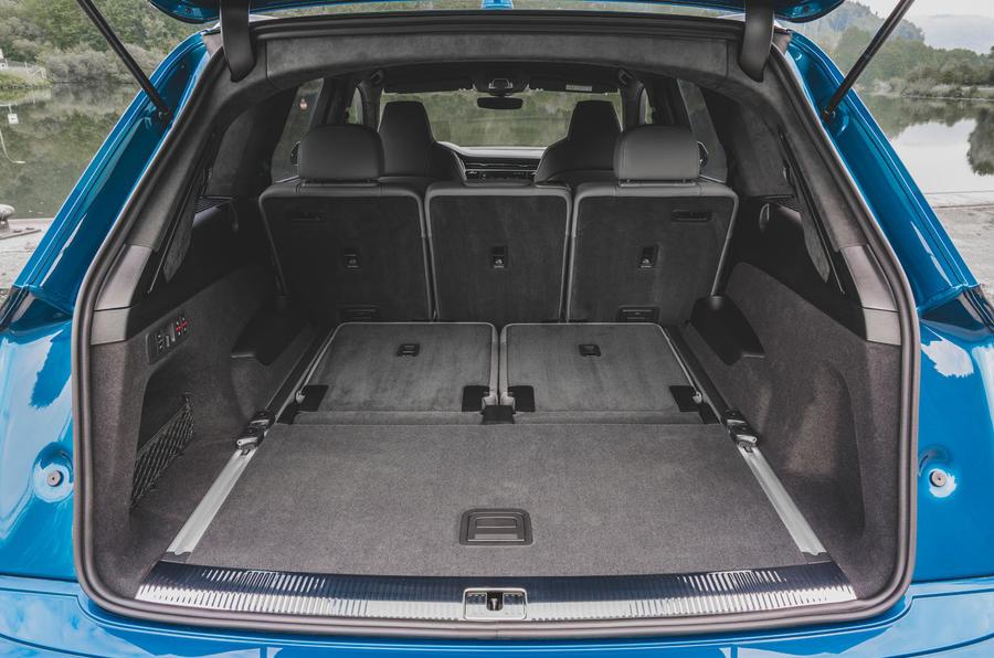Audi SQ7 2020 : premier bilan de conduite - démarrer