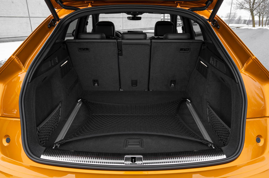 16 Audi SQ5 2021 : premier essai de conduite