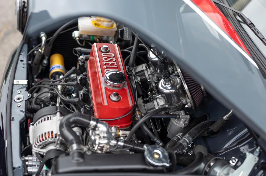 16 David Brown Mini Remasterisé Oselli 2021 UE FD moteur