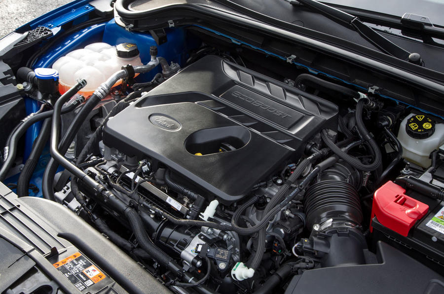 Ford Focus 2018 first drive review engine