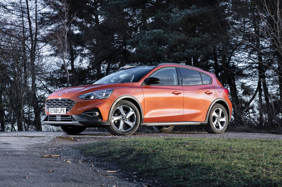 Ford Focus Active 2019 first drive review - static