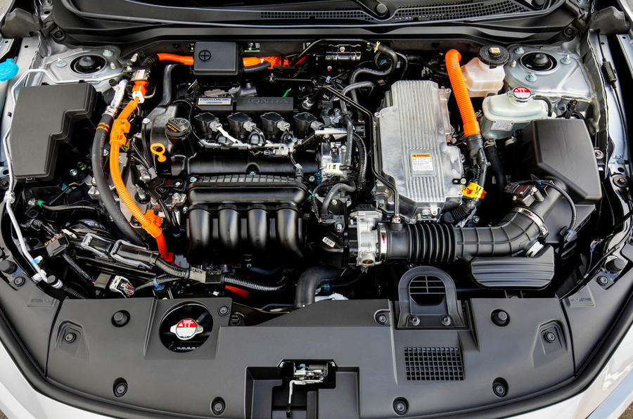 Honda Insight 2019 first drive review - engine