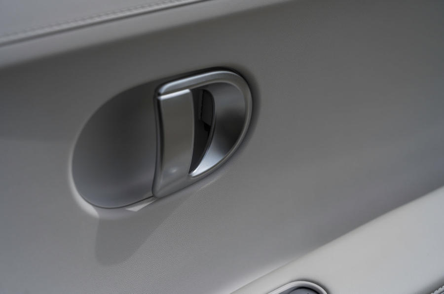 16 Hyundai Ioniq 5 2021 FD plaques de Norvège poignées de porte
