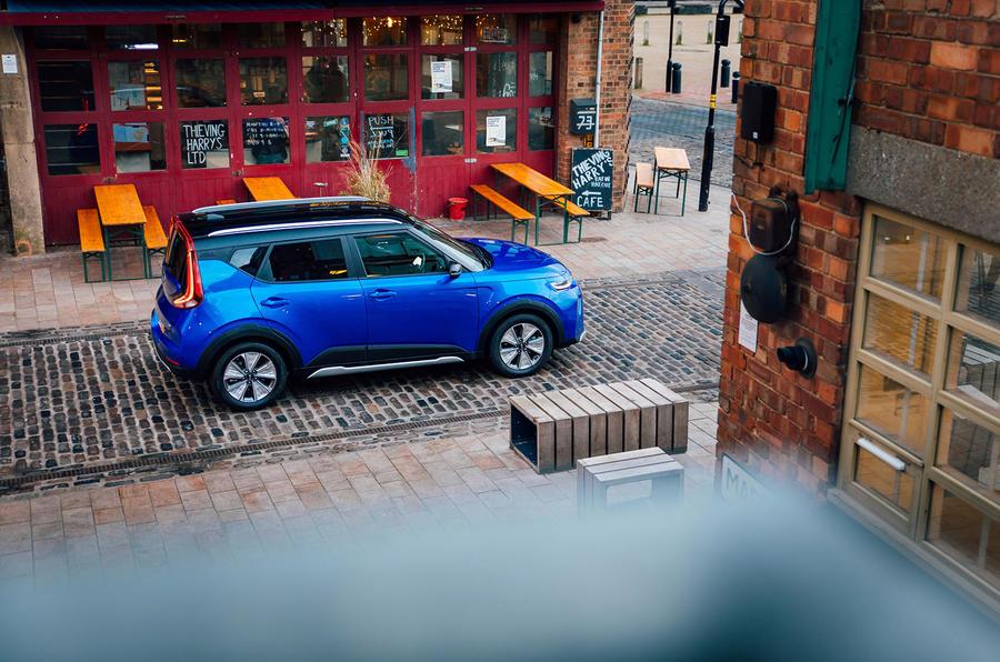 Kia Soul EV 2020 : premier bilan de la conduite au Royaume-Uni - statique