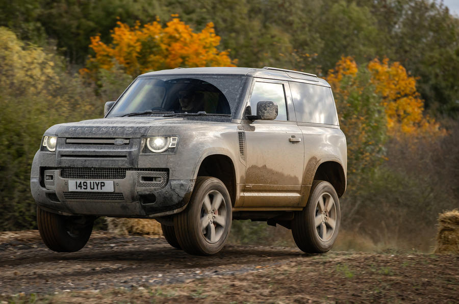 Land Rover Defender 90 P400 X 2020 UK review | Autocar