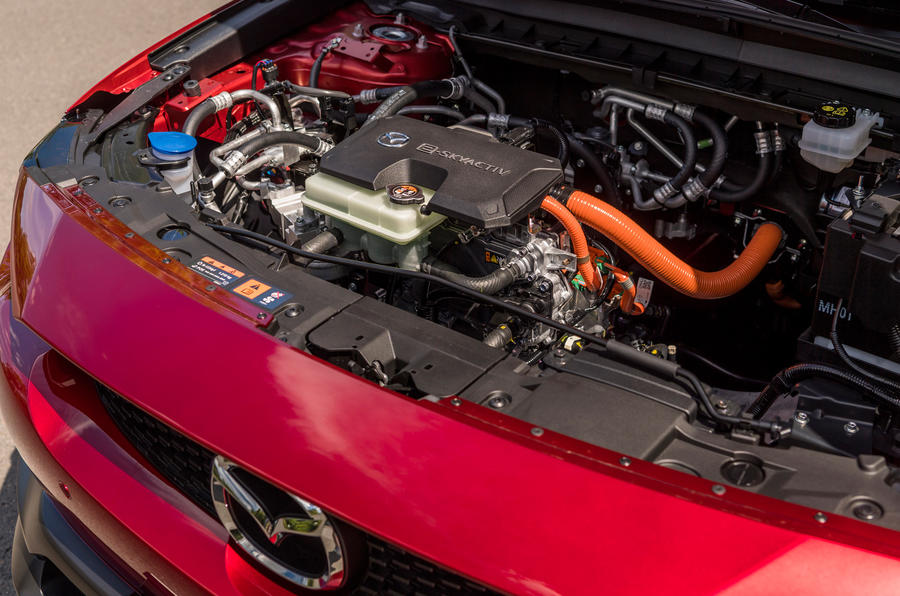 Mazda MX-30 2020 UK first drive review - motor