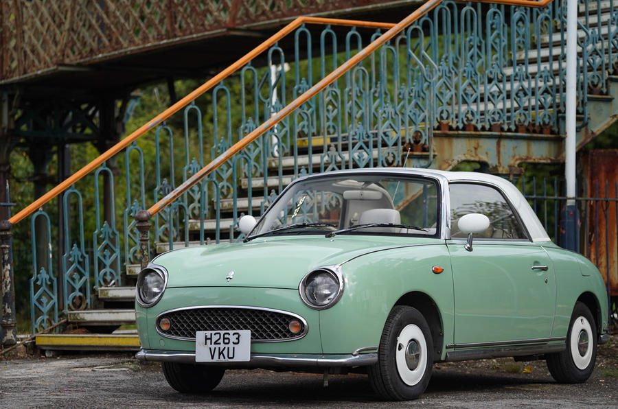 Nissan Figaro - front