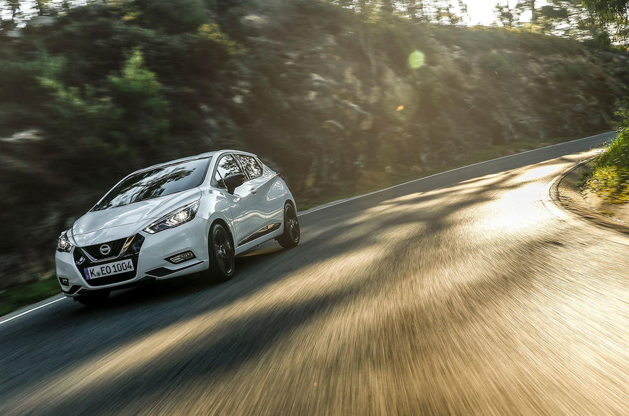 Nissan Micra 2019 first drive review - on the road front