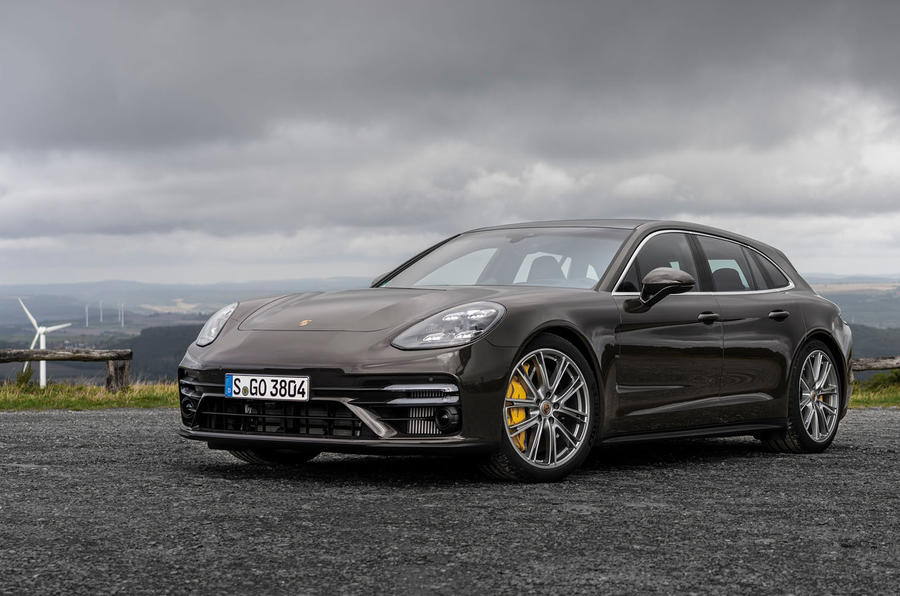 Porsche Panamera Turbo S Sport Turismo 2020 first drive review - static