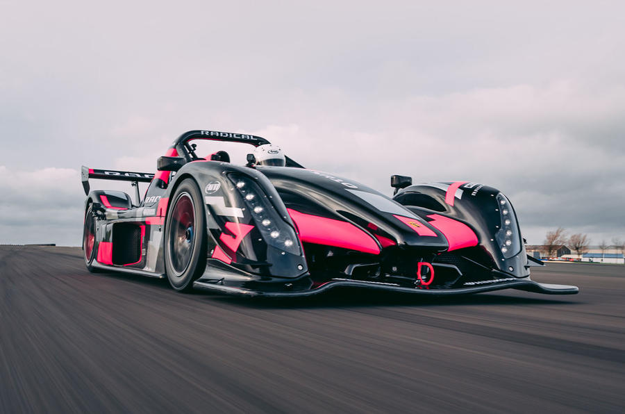 Radical SR10 2020 UK first drive review - track front
