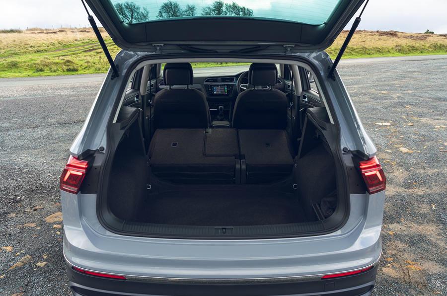 Volkswagen Tiguan Life 2020 : premier bilan de conduite au Royaume-Uni - démarrer
