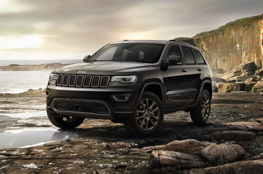 2016 jeep grand cherokee range gets major overhaul autocar. Black Bedroom Furniture Sets. Home Design Ideas