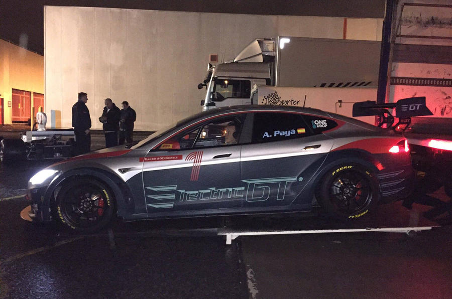 Electric GT championship