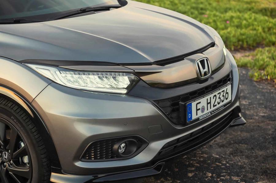 Honda HR-V Sport 2019 review   Autocar