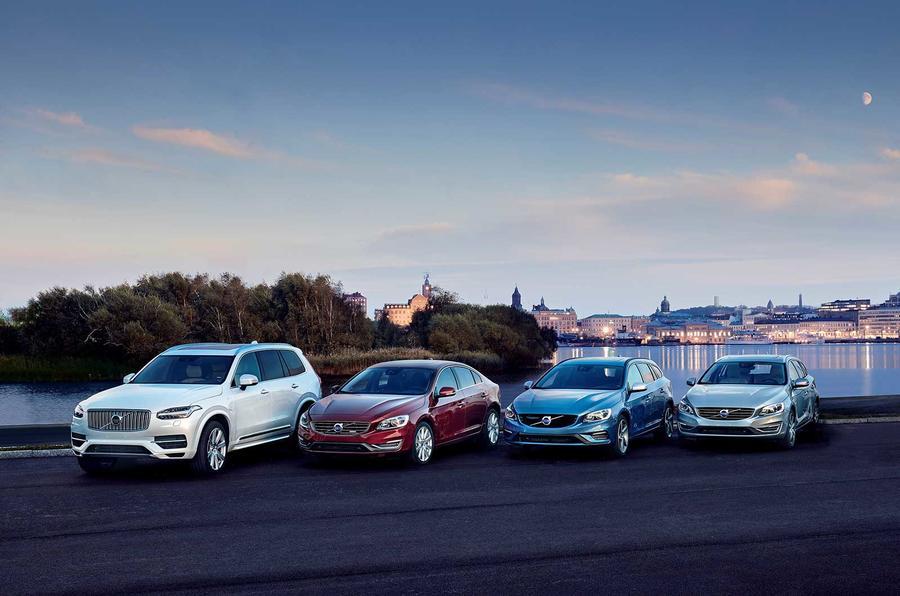 Used Volvo Car Sales Uk