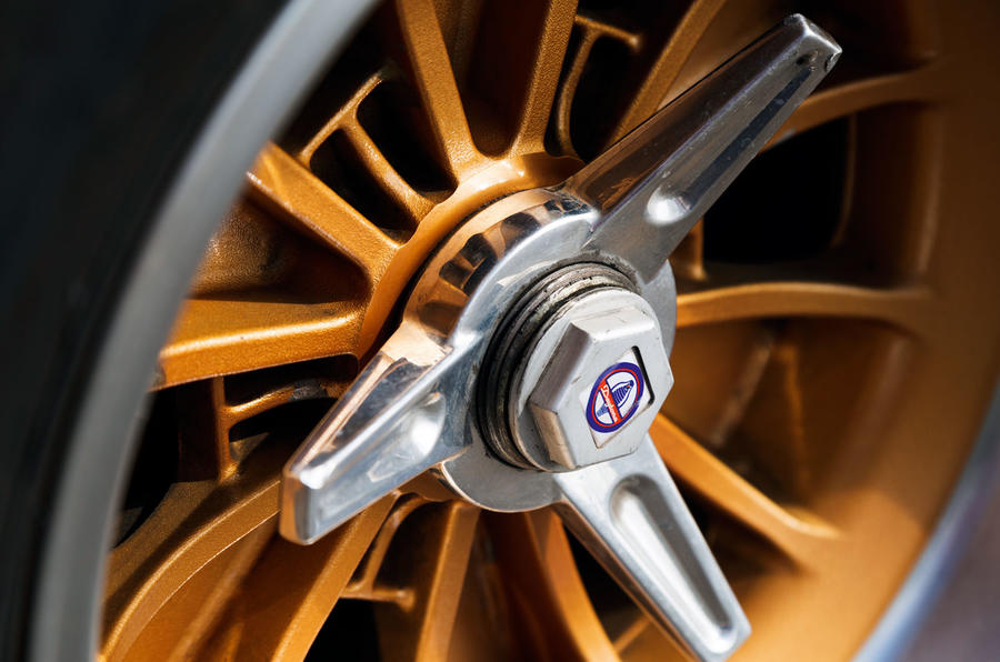 Shelby wheel