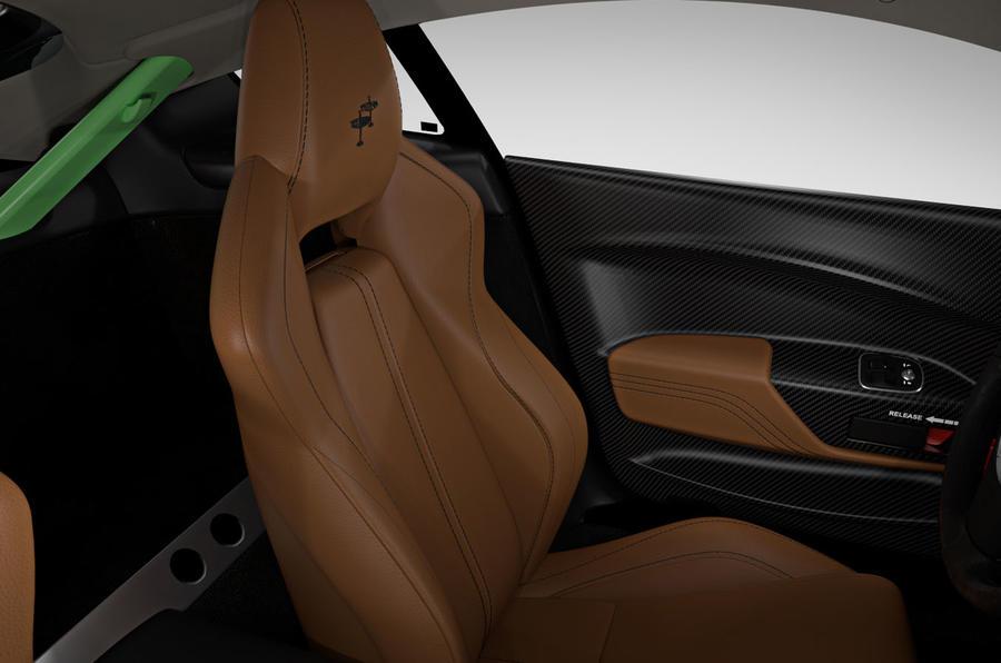 Aston Martin V12 Vantage S Spitfire 80 Special Edition