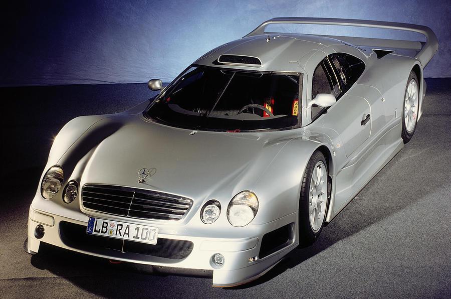 Mercedes-Benz CLK GTR (1997)