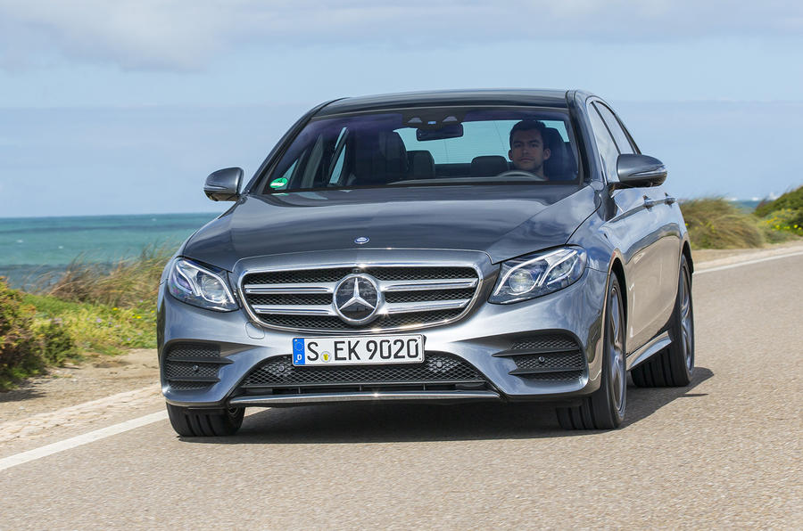 2016 mercedes benz e class e 350 d review review autocar. Black Bedroom Furniture Sets. Home Design Ideas
