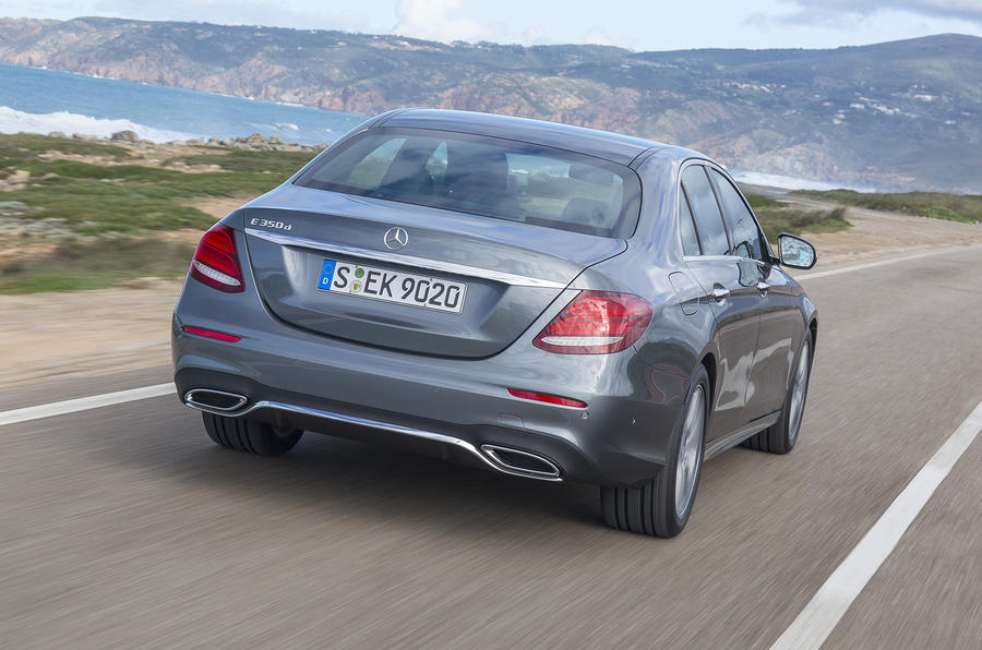 2016 mercedes benz e class e 350 d review review autocar for Mercedes benz e 350