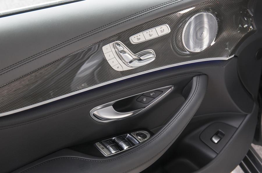 Mercedes-Benz E 350 d door card