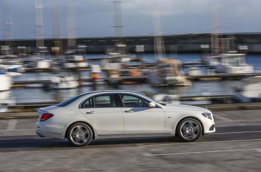 £50,000 Mercedes-Benz E 350 e
