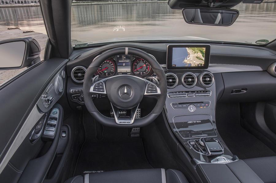 2016 Mercedes-AMG C 63 S Cabriolet review | Autocar