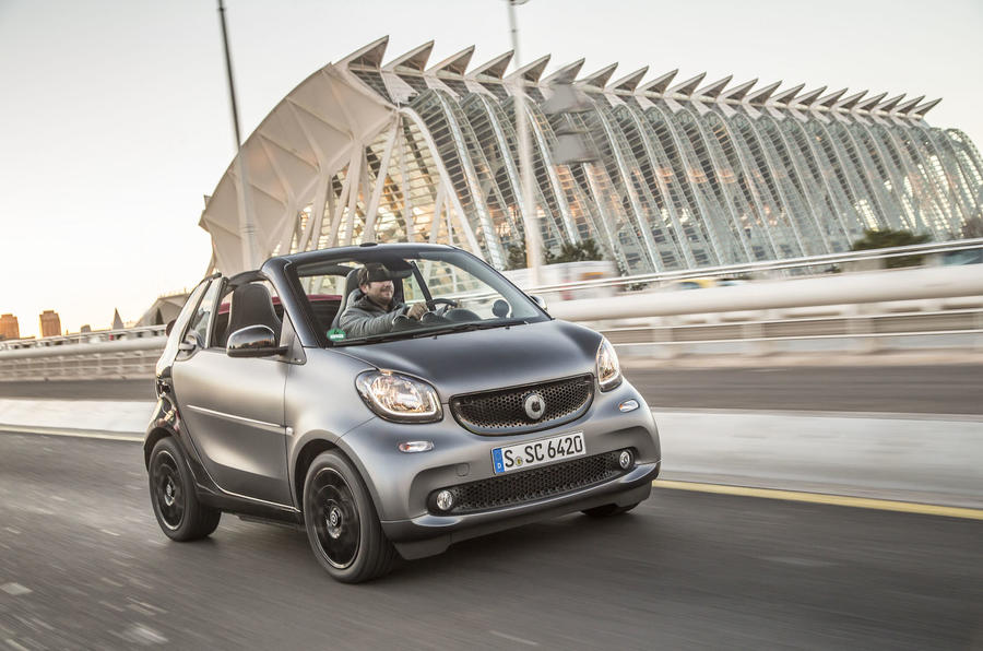 Electric Drive Smart Car Review