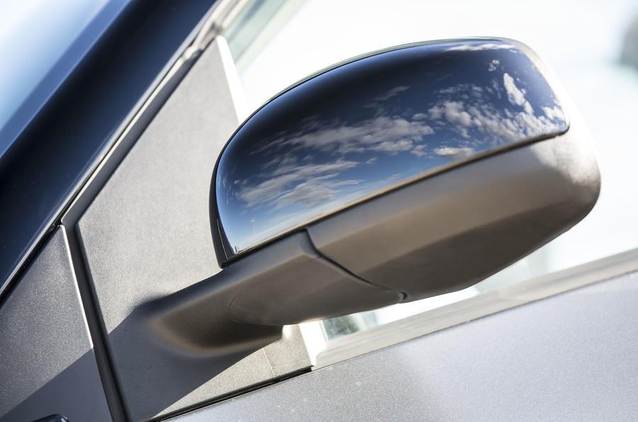 Smart Fortwo Cabrio wing mirror