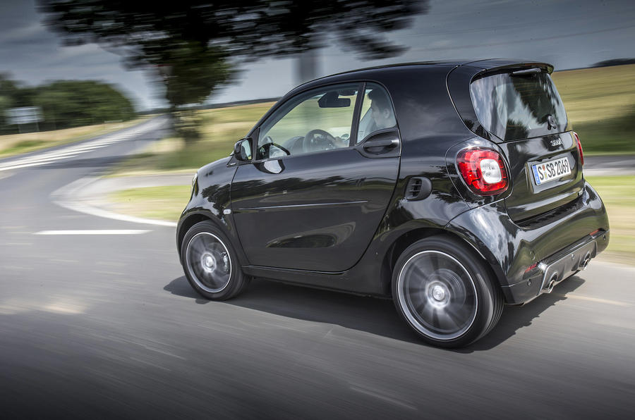 2016 Smart Brabus Fortwo review review  Autocar