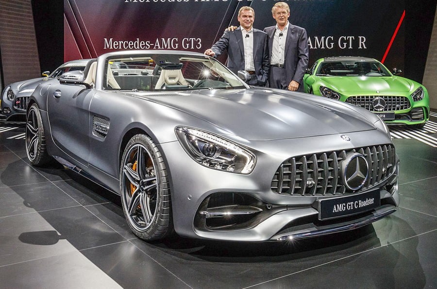 mercedes-amg gt roadster, gt r and gt c roadster: prices and specs