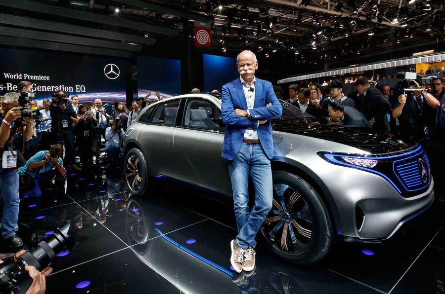 "Mercedes-Benz develops ""AirBnB for cars"""