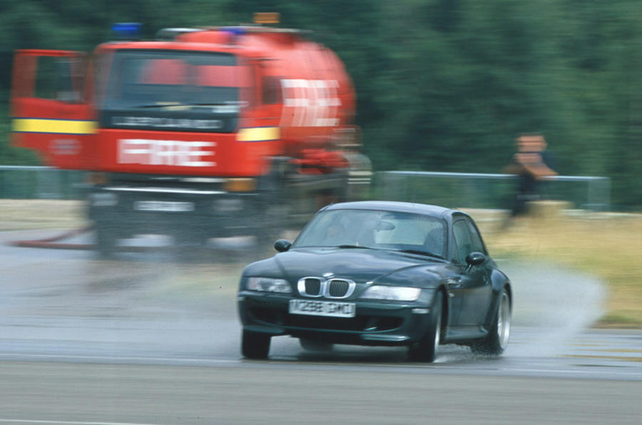 BMW Sideways Challenge